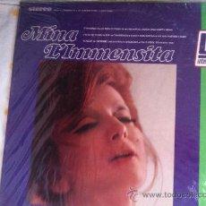 Discos de vinilo: LP MINA-L'IMMENSITA-USA. Lote 35375655