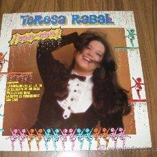 Discos de vinilo: TERESA RABAL - CAN CAN. Lote 35377162