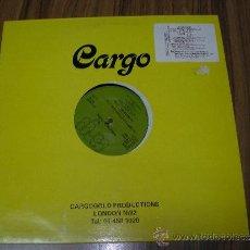 Discos de vinilo: CARGO FEATURING D. COLLINS. Lote 35380170