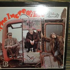 Discos de vinilo: THE INCREDIBLE STRING BAND LP DEBUT ALBUM ORIGINAL U.S.A ELEKTRA 1967 BUTTERFLY LABEL MUY NUEVO(5). Lote 35398282