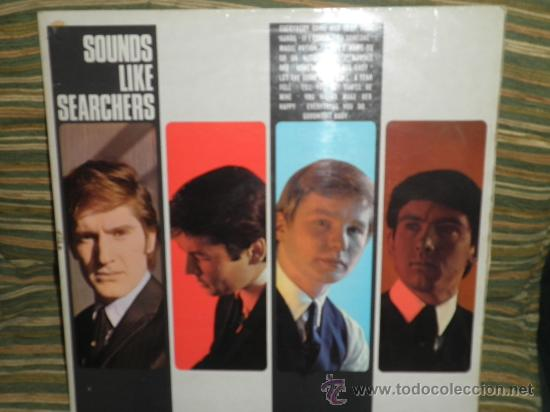 Discos de vinilo: THE SEARCHERS - SOUNDS LIKE SEARCHERS LP- ORIGINAL INGLES - PYE RECORDS 1965 - MONO - - Foto 26 - 35390767