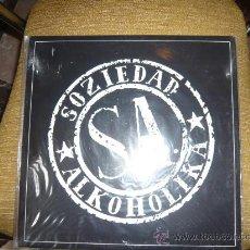 Discos de vinilo: SOZIEDAD ALKOHOLIKA. Lote 147064834
