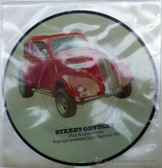 Discos de vinilo: Del Vikings. Come go with me/ Whispering bells. Cruisin, UK 1957 RE single (picture) - Foto 2 - 35389022
