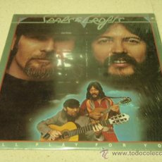 Discos de vinilo: SEALS & CROFTS ( I'LL PLAY FOR YOU ) USA - 1975 LP33 WARNER BROS RECORDS. Lote 35398875