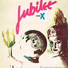 Discos de vinilo: JUBILEE - THE OUTRAGEOUS SOUNDTRACK FROM THE MOTION PICTURE - LP 1980. Lote 35399122