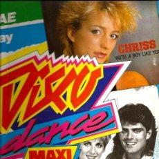 Discos de vinilo: 4 MAXIS SET: REGGAE HOLIDAY DISCO DANCE MIX : SOCOTTY, CHRISS, MR. MISS MARTINELLI , O.U.T. . Lote 35403266