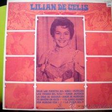 Discos de vinilo: LILIAN DE CELIS BAJO LOS PUENTES DEL SENA COLUMBIA 1970 PEPETO. Lote 35436092