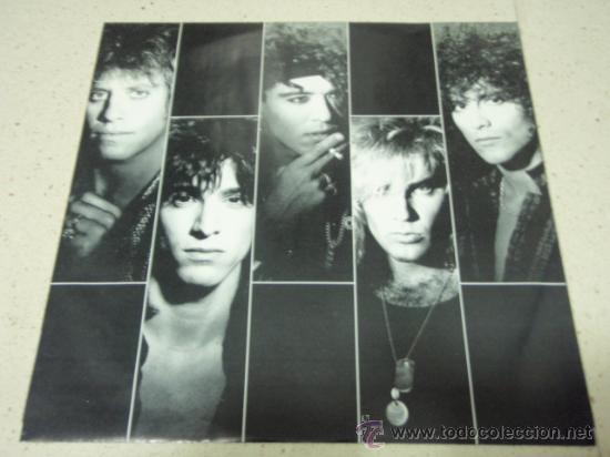 Discos de vinilo: RATT ( DANCING UNDERCOVER ) NEW YORK - USA 1986 LP33 ATLANTIC - Foto 3 - 144399269