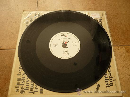 Discos de vinilo: DESECHABLES - NADA QUE ENTENDER - LP - RNE 1987 N3-10003-PR - ORIGINAL - Foto 4 - 35428400