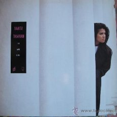 Disques de vinyle: LP - TANITA TIKARAM - THEW SWEET KEEPER (GERMANY, WEA RECORDS 1990). Lote 35431329