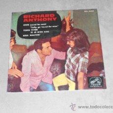 Discos de vinilo: RICHARD ANTHONY - ROSE - EP. Lote 35440379