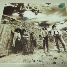 Discos de vinilo: TANGIER ( FOUR WINDS ) USA 1989 - GERMANY LP33 ATCO. Lote 35441128