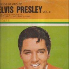 Discos de vinilo: ELVIS PRESLEY DISCOS DE ORO . Lote 38505994