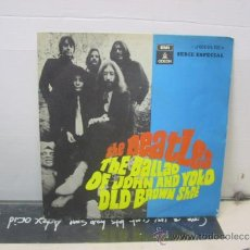 Vinyl-Schallplatten - THE BEATLES - THE BALLAD OF JOHN AND YOKO / OLD BROWN SHOE - EDICION ESPAÑOLA - EMI 1969 - 124616750