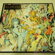 Discos de vinilo: THE SILENCERS ( DANCE TO THE HOLY MAN ) 1991 - GERMANY LP33 RCA. Lote 35457212