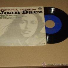 Discos de vinilo: LOTE 2 EPS JOAN BAEZ. Lote 35474125