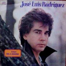 Discos de vinilo: LP ARGENTINO DE JOSÉ LUIS RODRÍGUEZ AÑO 1979 COPIA PROMOCIONAL. Lote 35487846