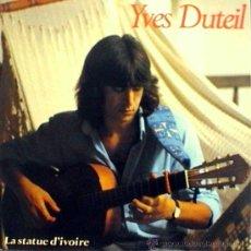 Discos de vinilo: LP FRANCÉS DE YVES DUTEIL AÑO 1983. Lote 35487861