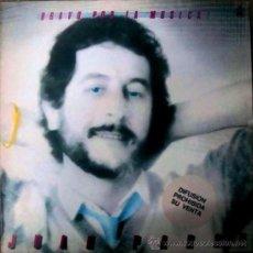Discos de vinilo: LP ARGENTINO DE JUAN PARDO AÑO 1982 COPIA PROMOCIONAL. Lote 35487888
