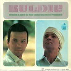 Discos de vinilo: KULDIP EP SELLO HISPAVOX 1965 EDITADO EN ESPAÑA. Lote 35491946
