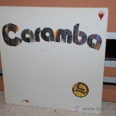 Discos de vinilo: DISCO VINILO LP CARAMBA