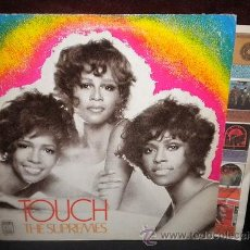 Discos de vinilo: DIANA ROSS & THE SUPREMES / TOUCH 1971( MARY WILSON, ORIG. DIT. USA !! EXCELENTE !!. Lote 35508045
