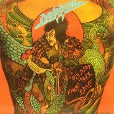 Discos de vinilo: DOKKEN-BEAST FROM THE EAST LP VINILO DOBLE 1988 SPAIN. Lote 35517693