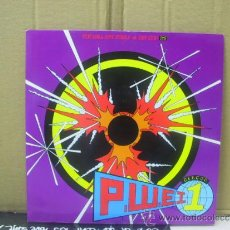 Discos de vinilo: P.W.E.I. - DEF CON ONE / INSIDE YOU - ORIGINAL U.K. - CHAPTER 22 1988. Lote 154371001