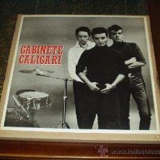 Discos de vinilo: GABINETE CALIGARI LP CUATRO ROSAS. Lote 151238368