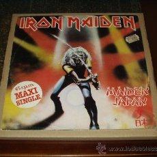 Discos de vinilo: IRON MAIDEN MAXI SINGLE 12. Lote 48960399