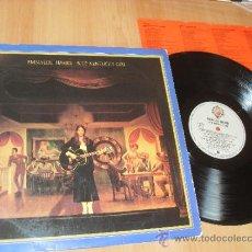 Discos de vinilo: EMMYLOU HARRIS LP BLUE KENTUCKY GIRL MADE IN SPAIN 1979. Lote 35529139