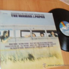 Discos de vinilo: THE MAMAS THE PAPAS LP FAREWELL TO THE FIRST GOLDEN ERA MADE IN SPAIN 1984. Lote 35530015