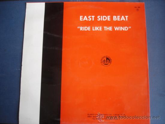 Discos de vinilo: EAST SIDE BEAT RIDE LIKE THE WIND - Foto 2 - 35530328