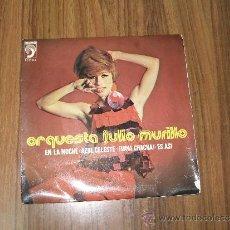 Discos de vinilo: ORQUESTA JULIO MURILLO - EN LA NOCHE. Lote 35531509