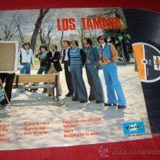 Discos de vinilo: LOS TAMARA LP 1976 MARFER EXCELENTE ESTADO GALICIA GALIZA. Lote 35532884