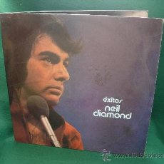Discos de vinilo: NEIL DIAMOND ÉXITOS .1975 DOBLE LP - LONDON DCS 15056/7. Lote 35535612