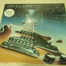 Discos de vinilo: OUTLAWS ( GHOST RIDERS IN THE SKY) CANADA - 1980 LP33 ARISTA RECORDS. Lote 35541040