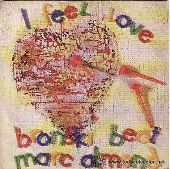 *-* S950 - BRONSKI BEAT - LOVE TO LOVE YOU BABY (Música - Discos - Singles Vinilo - Otros estilos)