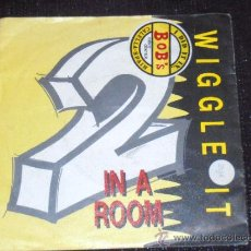 Disques de vinyle: 2 IN A ROOM - WIGGLE IT - SINGLE. Lote 35555611