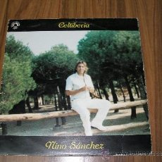 Discos de vinilo: NINO SÁNCHEZ - CELTIBERIA. RARÍSIMO. Lote 35581660