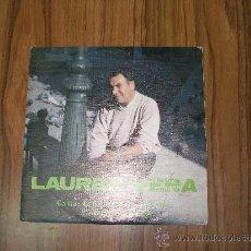 Discos de vinilo: LAUREN VERA - GIBRALTAR ESPAÑOL. Lote 55089549