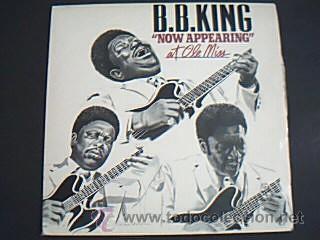 * 2 LPS VINILO NOW APPEARING AT OLE MISS. B.B. KING. MCA 1980 (Música - Discos de Vinilo - Maxi Singles - Jazz, Jazz-Rock, Blues y R&B)