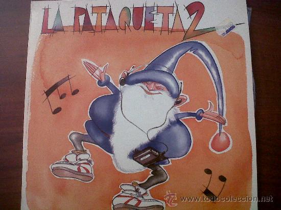 LA RATAQUETA 2-PDI,S.A.1989-EL POLL I LA PUÇA-ELS TRES TAMBORS-LA TIA MIQUELA-EL REI DE LA SARDENYA (Música - Discos de Vinilo - Maxi Singles - Música Infantil)