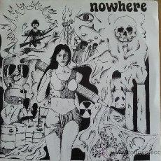 Discos de vinilo: NOWHERE - TOMORROWS BLEACH - EP RARA EDICION LIMITADA PUNK FINLANDES 1992 (BASATI--BDE 023) M-. Lote 35599216