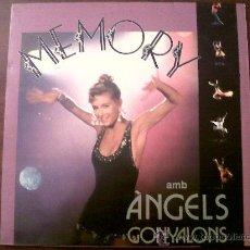 Dischi in vinile: MEMORY-ANGELS GONYALONS-TRANSDISC 1992-TOT ENS VA BÉ-QUE ENTRIN ELS CLOWNS-LETRA CANCIONES. Lote 35601976