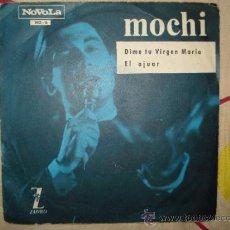 Discos de vinilo: MOCHI , DIME TU VIRGEN MARIA . Lote 35603733