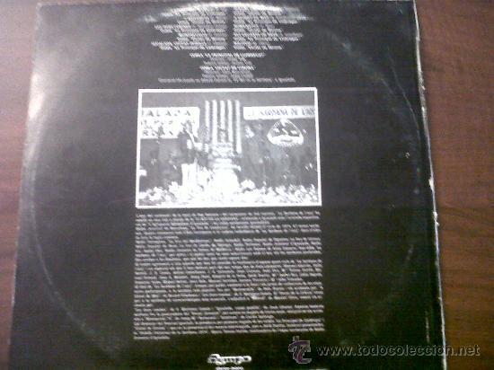 Discos de vinilo: LA SARDANA DE LANY 74/75-OLYMPO 1975 - Foto 2 - 35599465