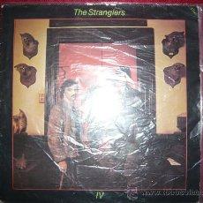 Discos de vinilo: THE STRANGLERS-RATTUS NORVEGICUS-1977. Lote 137144778
