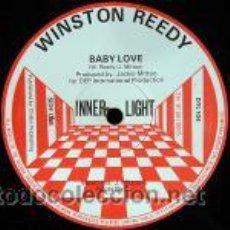 Discos de vinilo: WINSTON REEDY / JACKIE MITTOO – BABY LOVE / INSTANT BUZZ . Lote 35617061