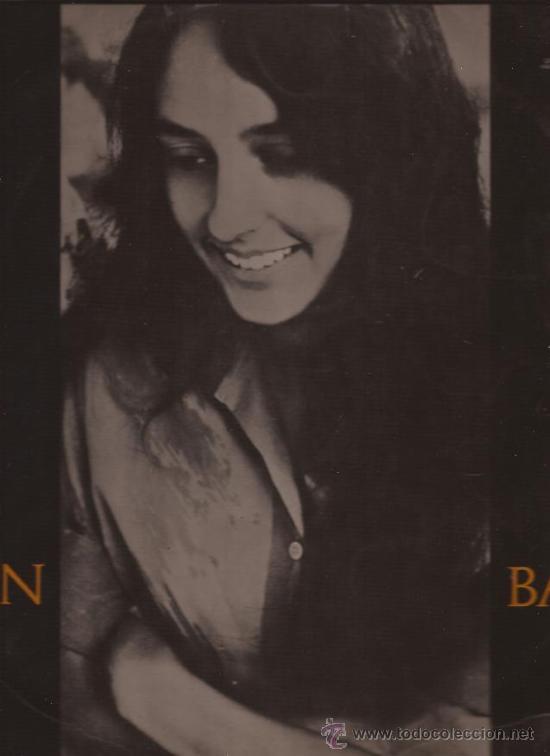 LP-JOAN BAEZ-HISPAVOX 47107-1967-POSIBLEMENTE MONO (Música - Discos - LP Vinilo - Country y Folk)